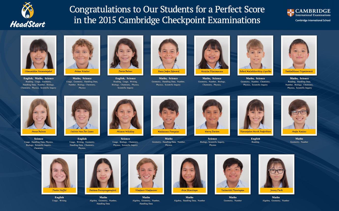 HeadStart International School