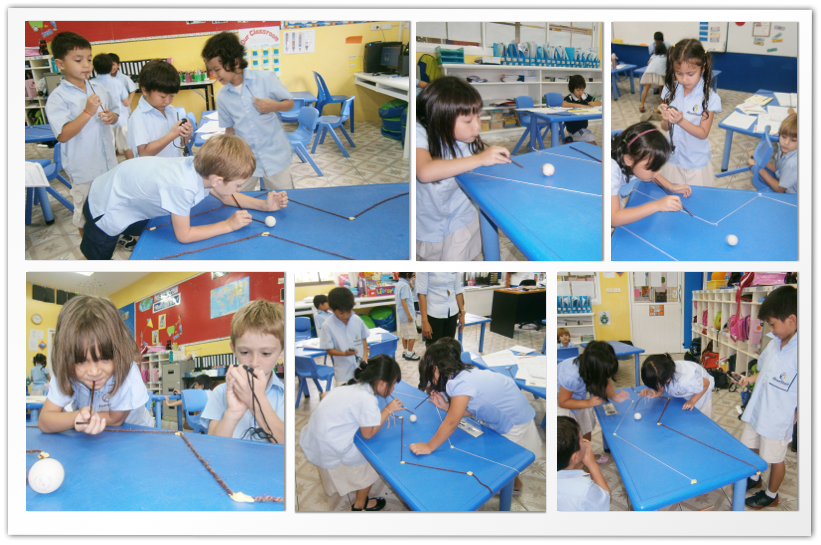 Year 2B Learns about motion and Force