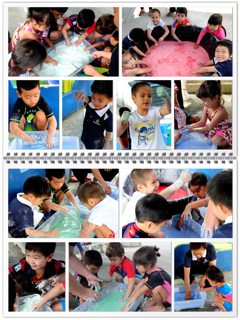 EY Messy Play