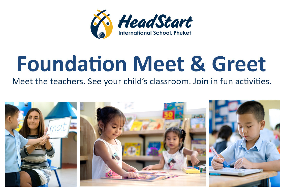 foundation Meet and Greet