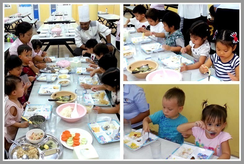 Chef with Preschool