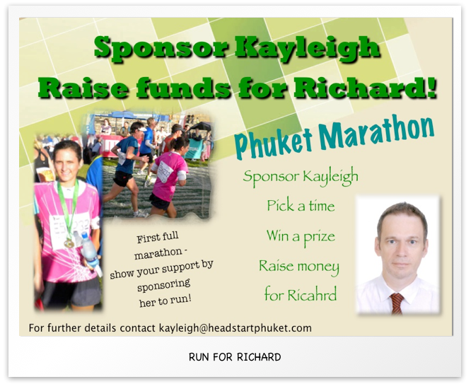 RUN for Richard