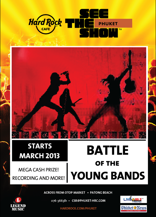 Battle Young Band