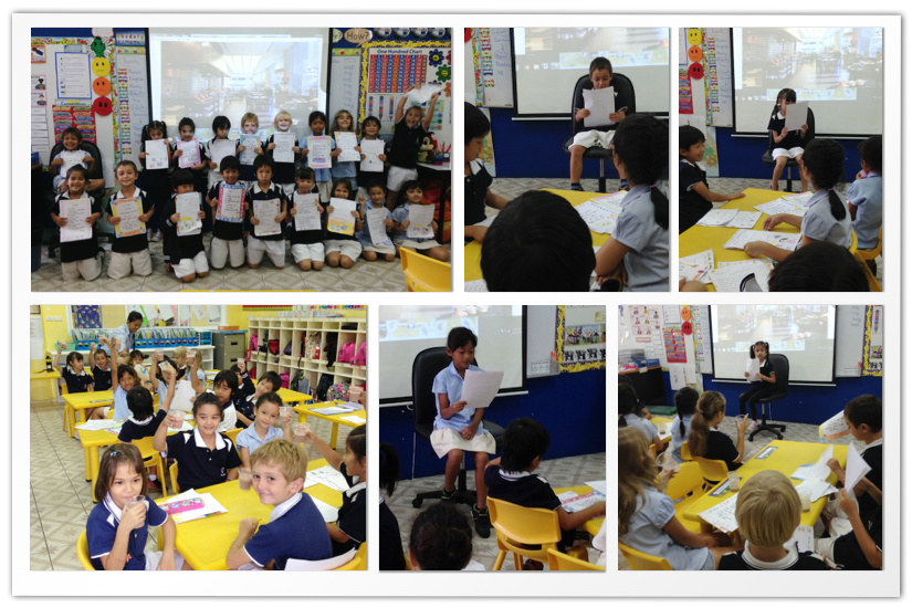 Year 2A Reads Poetry