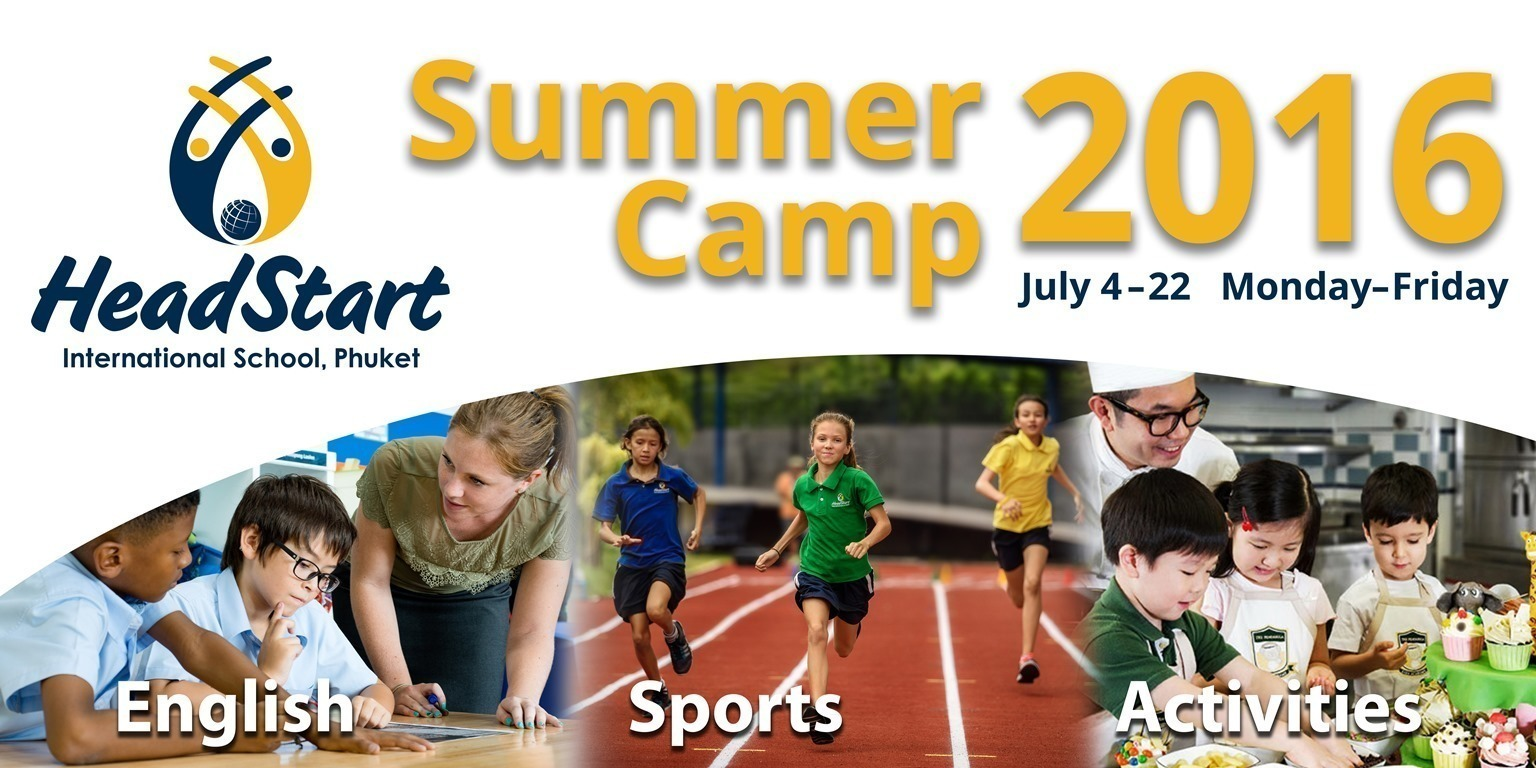 Summer Camp Term 3 2016