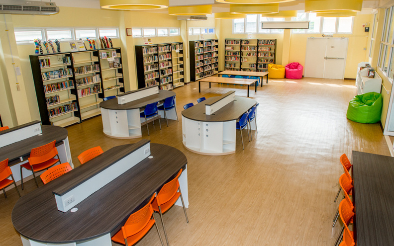 Secondary Library 2