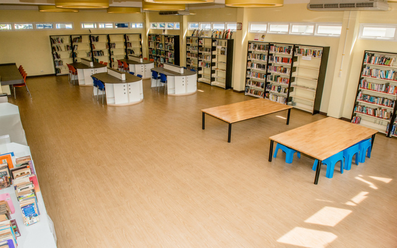 Secondary Library 1