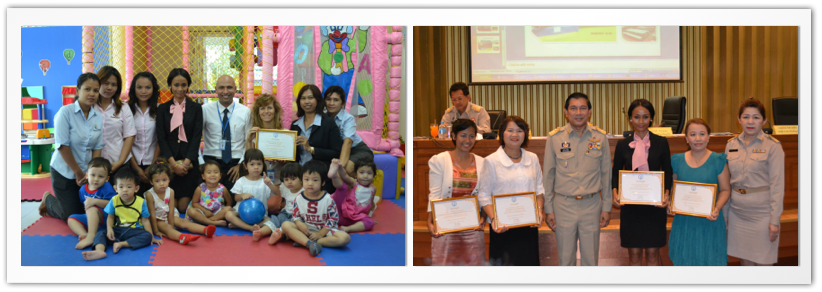 Preschool Department Receives Top Award