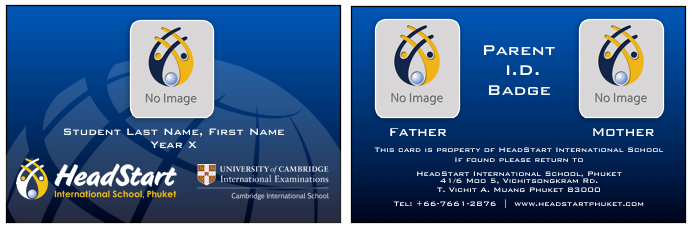 ID Card Badges Template IMG