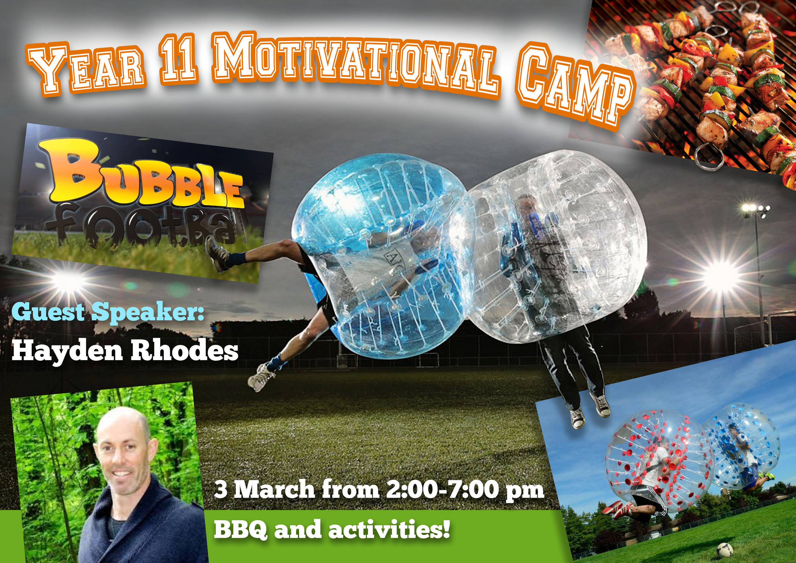 Year 11 Motivational Camp