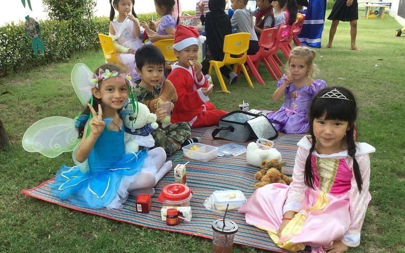 teddy bears picnic 16