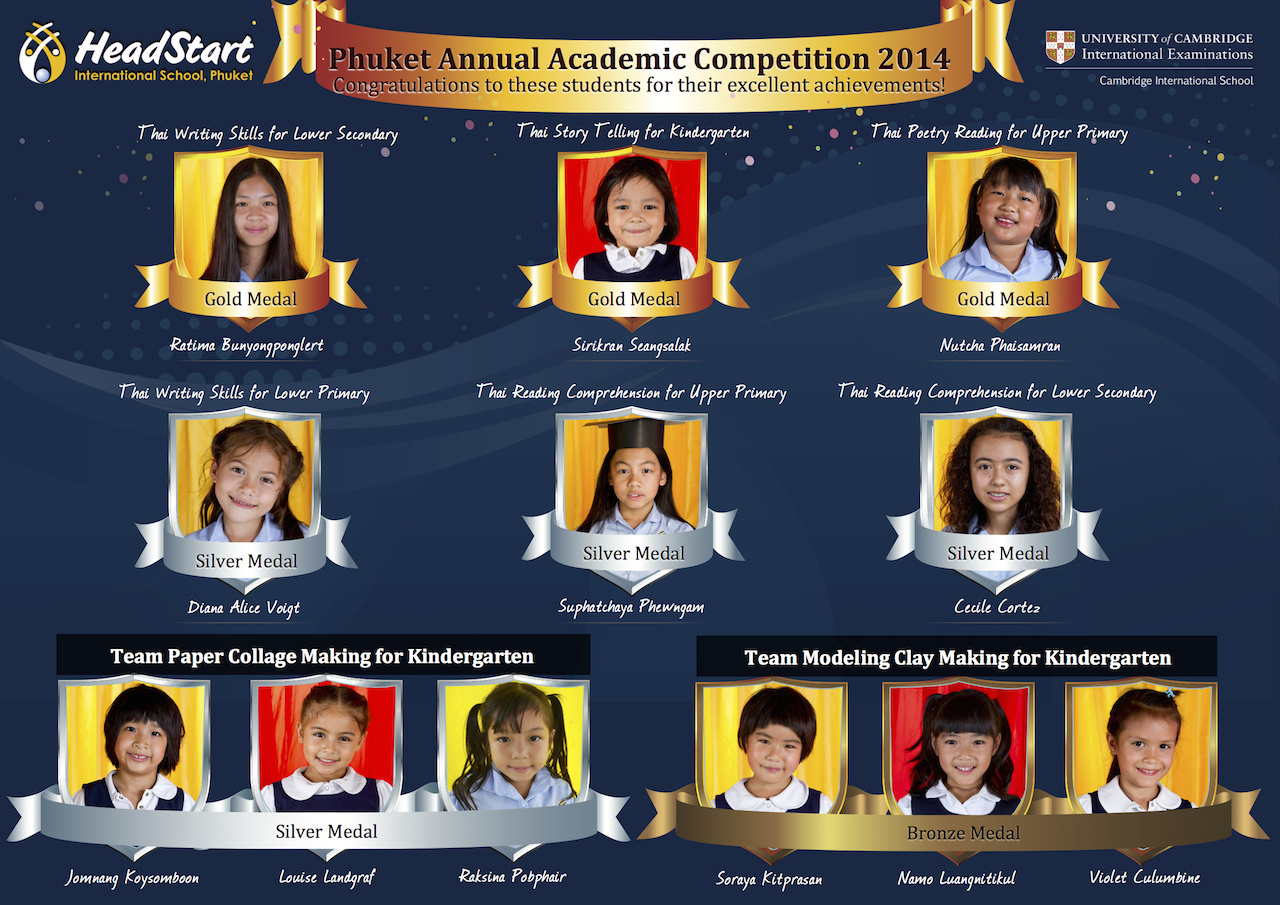 Phuket Annual Academic Competition 2014 A3
