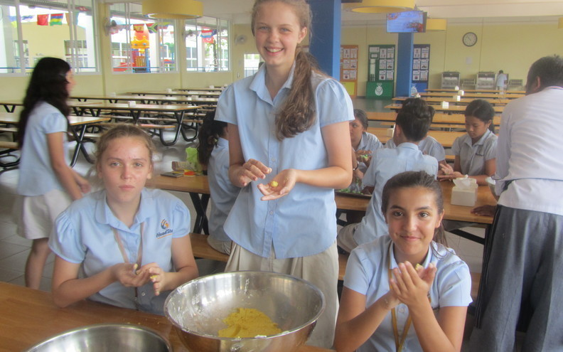 Year 8 Dumpling Coconut Cream 46