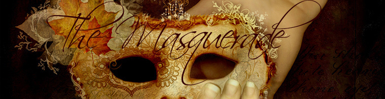 the masquerade banner by synysteraddiction