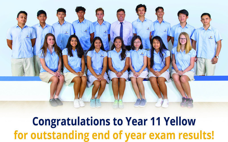 Year 11 Yellow
