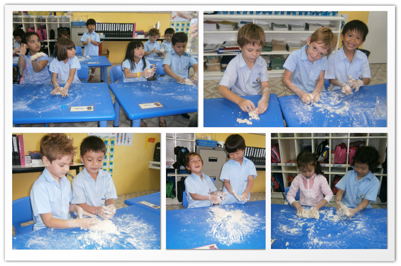 Year 2B Playdough Fun 2