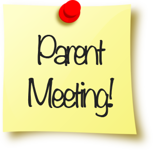 Parent meeting1