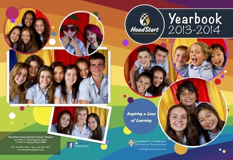 Yearbook Cover 2014