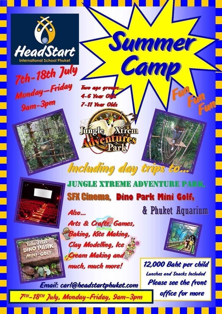 Summer Camp Poster1